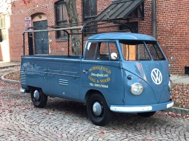 1957 Volkswagen Single Cab