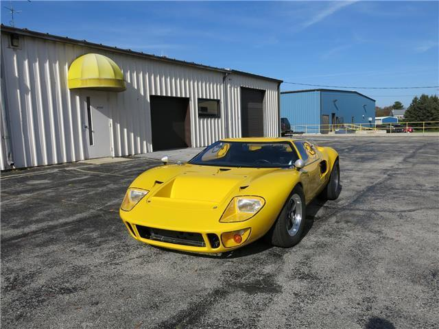 1965 Ford GT40 MkI Replica by CAV, 302ci, FAST Fuel Injection, Trades?