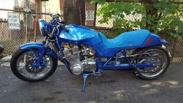 1982 Suzuki GS1, 1150