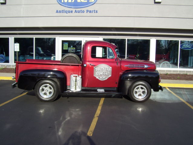Fully Restord Numbers matching.1952 Ford F100