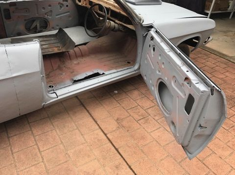Report this advert & Holden hq 2 door monaro 74 resto project rolling shell For Sale ...