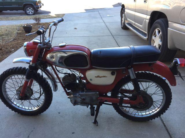 1967 Suzuki K11 Hillbilly -barn find  NO RESERVE
