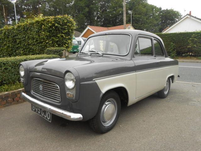 Ford Popular 1172cc - 1960