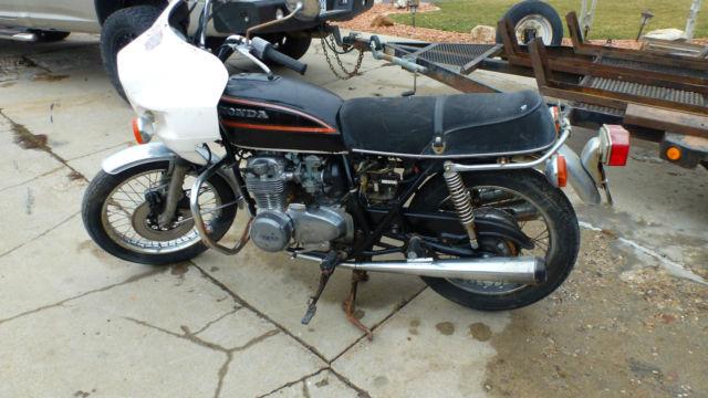 1977 Honda CB550  CB 550 CB-550