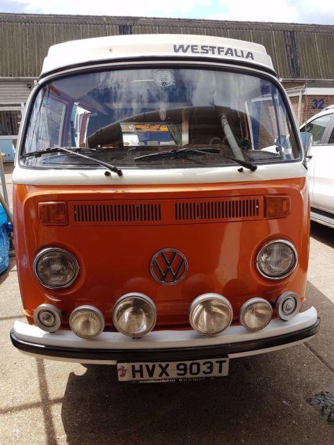Volkswagen Camper Van 1979