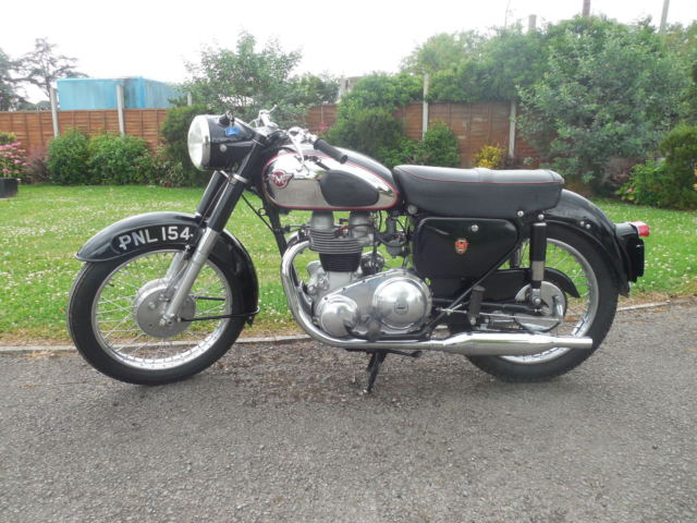 1959 MATCHLESS 650cc TWIN