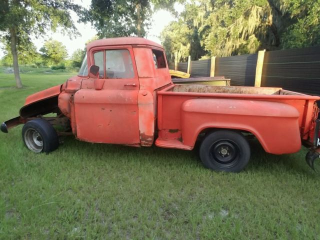 1956 Chevrolet Truck Title.  Rough.  No Reserve