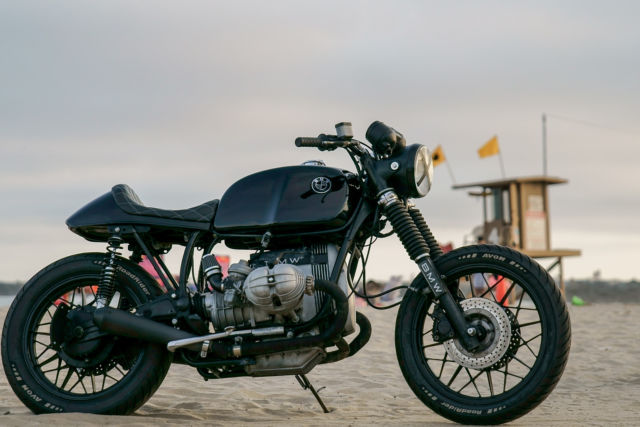 BMW R100 Cafe Racer For Sale Newport Beach, California, United