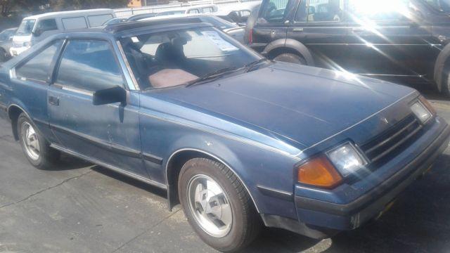 1982 TOYOTA CELICA AUTO AIR STEER HATCHBACK ORIGINAL