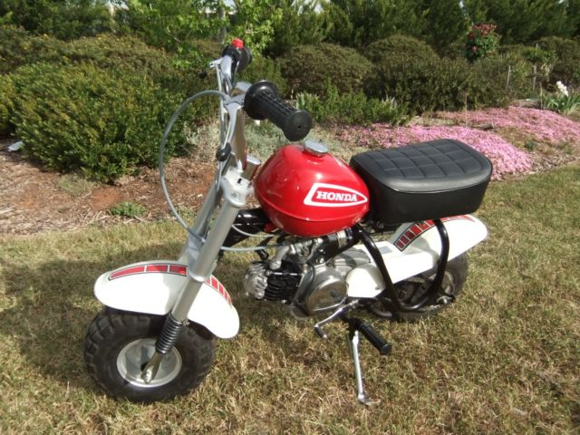 Honda 1973 QA50 K1 Amigo Restored QA 50