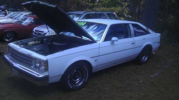 1979 Buick Century