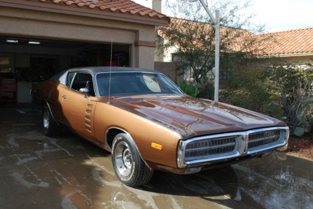 1972 Dodge Charger Ralley Edition For Sale Tucson, Arizona, United