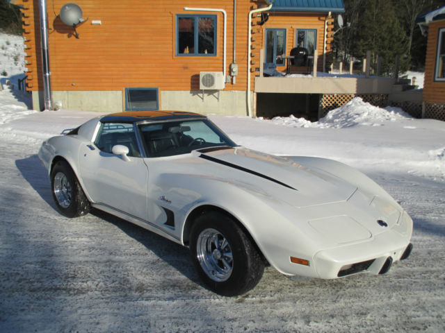 Chevrolet : Corvette L 48