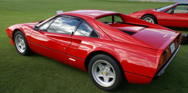 Ferrari : 308 GTB FIBERGLASS