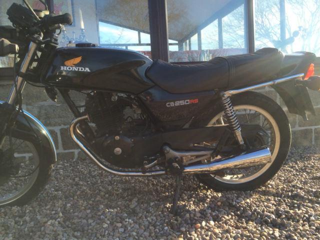 HONDA CB250 RS *CLASSIC 1981* *LOW MILEAGE 2,500*
