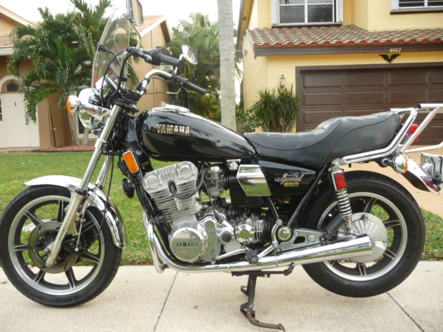 1980 Yamaha XS