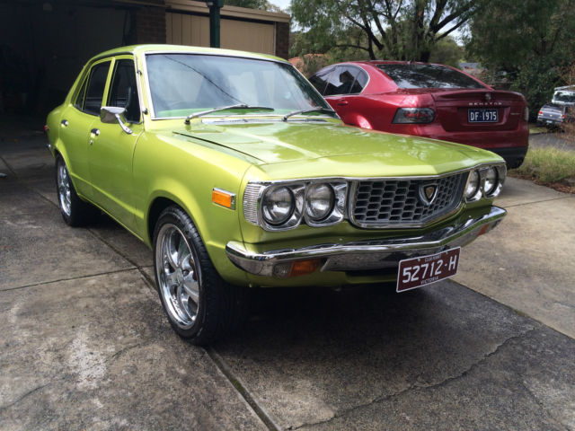 1972 Mazda RX3 Sedan Genuine NOT 808