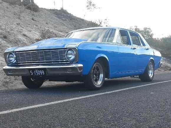 ford falcon XT 1969