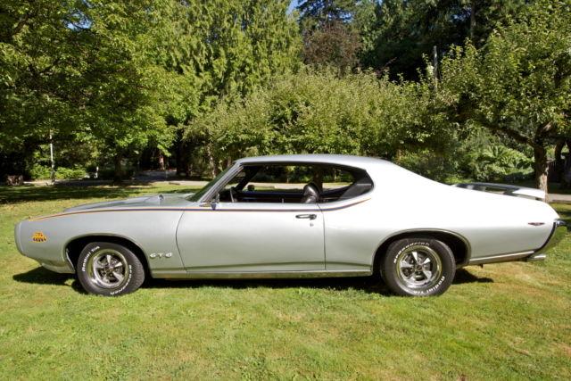 1969 Pontiac GTO GTO Coupe