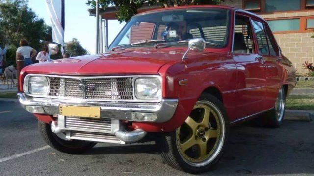 Mazda 1300 13B (R100 SS Familia Replica)