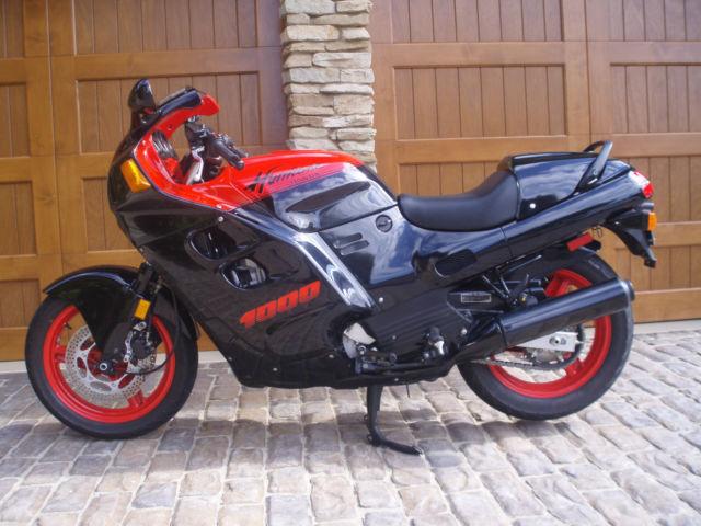 1988 Honda CBR