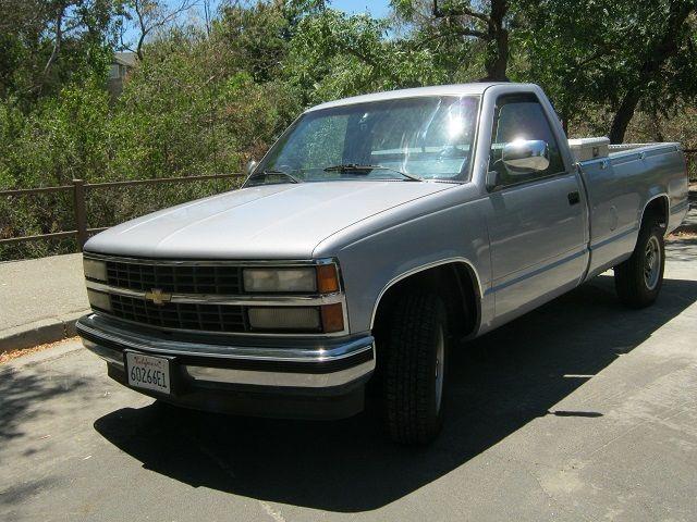 1990 Chevrolet Silverado 2500