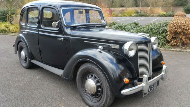 1946 Austin 10