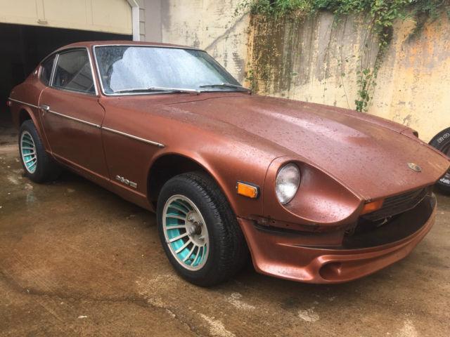 1974 Datsun Z-Series 260Z SPORTS COUPE