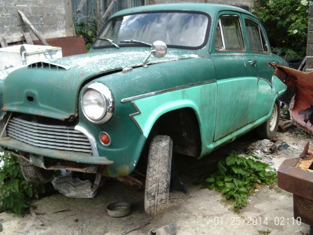 Austin A55x2