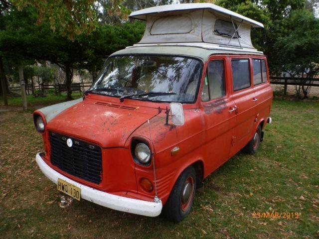 1976 FORD TRANSIT Camper Van Kombi Classic