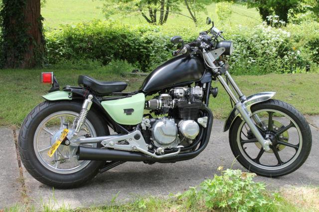 KZ 550 Bobber