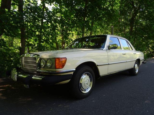 1975 Mercedes-Benz 400-Series 450SE