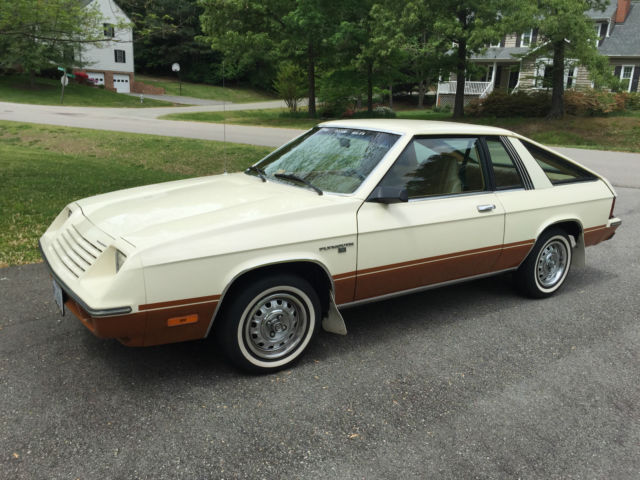 1981 Plymouth Other
