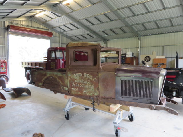 30 Ford Model A Truck