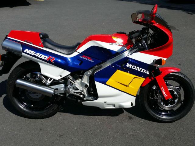 Honda NS400 R UK bike