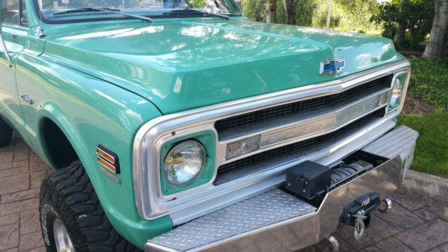 Subaru Portland Oregon >> 1969 Chevrolet C/K Pickup 2500 Chevy, GMC, Custom, Lifted, K20, K30 4x4, V8, 350, For Sale ...