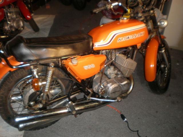 19720000 Kawasaki Other
