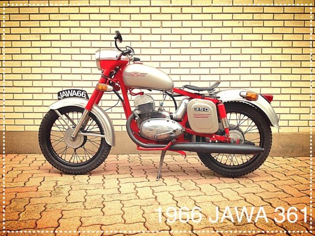 Other Makes : Jawa 350/361