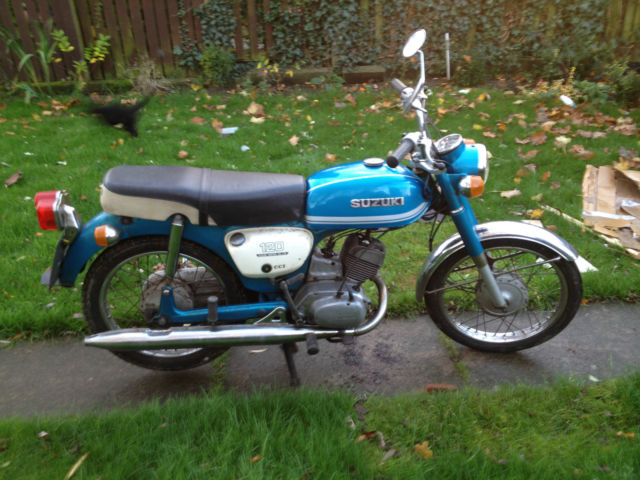 classic suzuki b120 for sale leicester  united kingdom