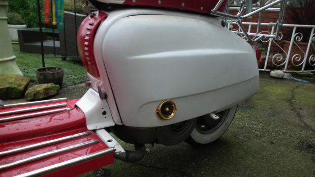 lambretta/servetta scooter
