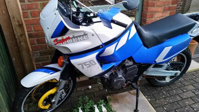 Yamaha XTZ750 Super Tenere (rebuild or project or parts bike)