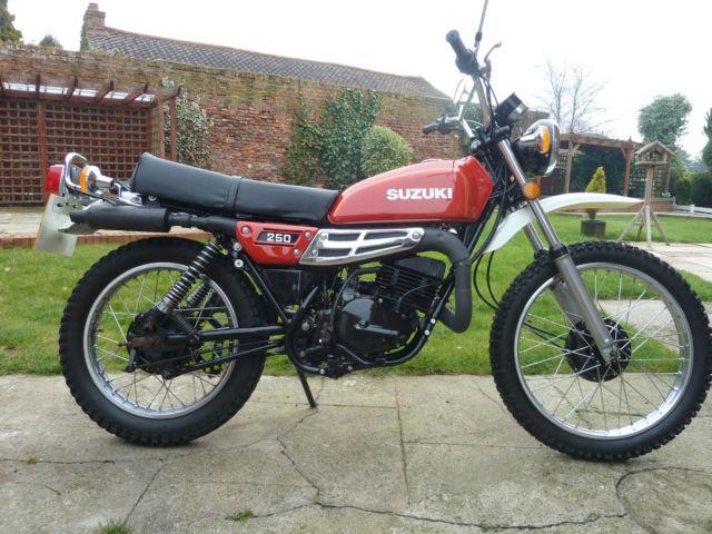 SUZUKI TS 250C 1979 (T)