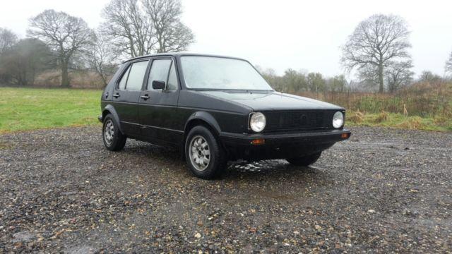 Volkswagen Mk1 Golf (mk2 mk3 golf / jetta / polo)