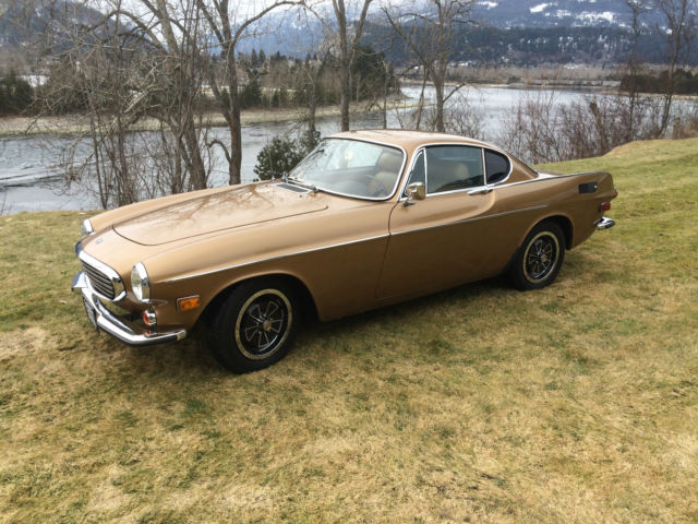 1971 Volvo 1800E, All Original, Excellent Condition, Everything Works