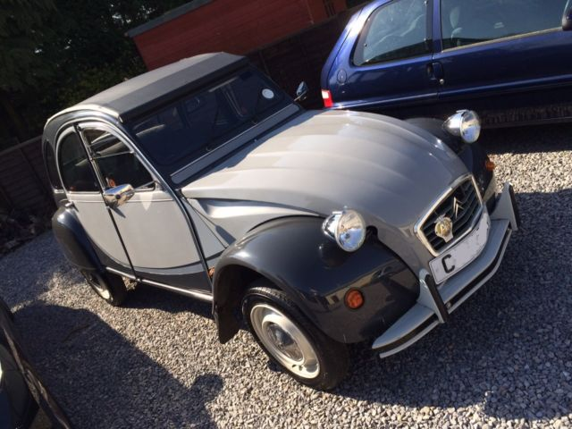1986 CITROEN 2CV Charleston Limited Edition - Exceptional - Galvanised Chassis