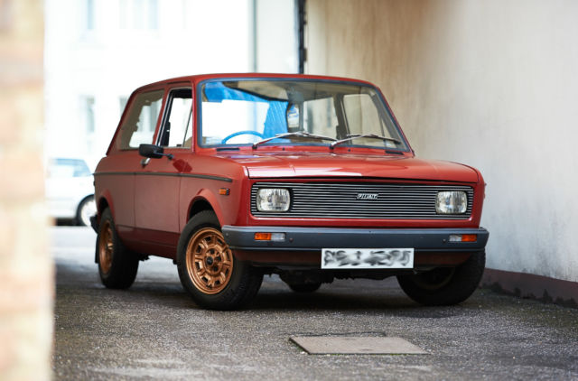 1979 Fiat 128 Familiare Estate - Barn find -Incredible original condition. Rare!