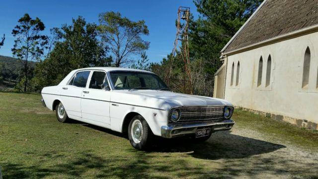 Ford Falcon XR 1967