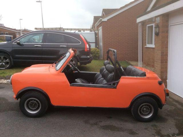 mini mayfair convertible