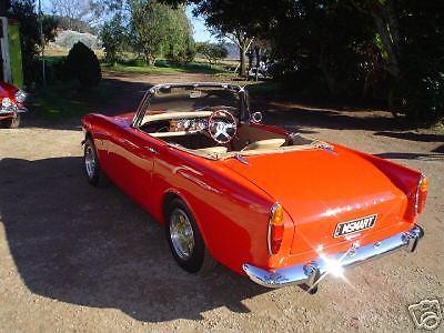 1966 Sunbeam Alpine Mk5
