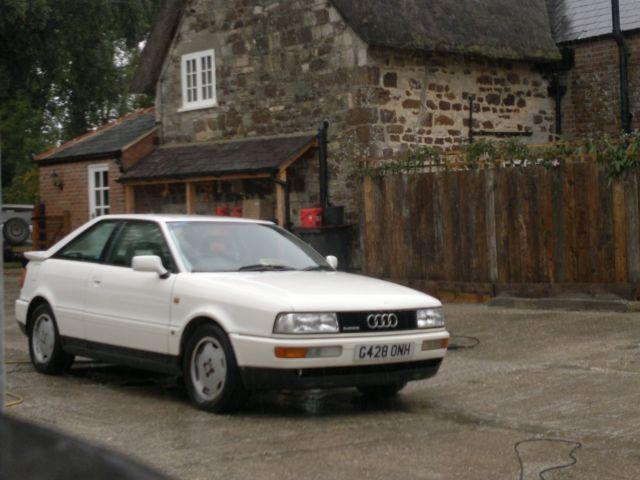 Audi coupe quatro 1990   2.3 E
